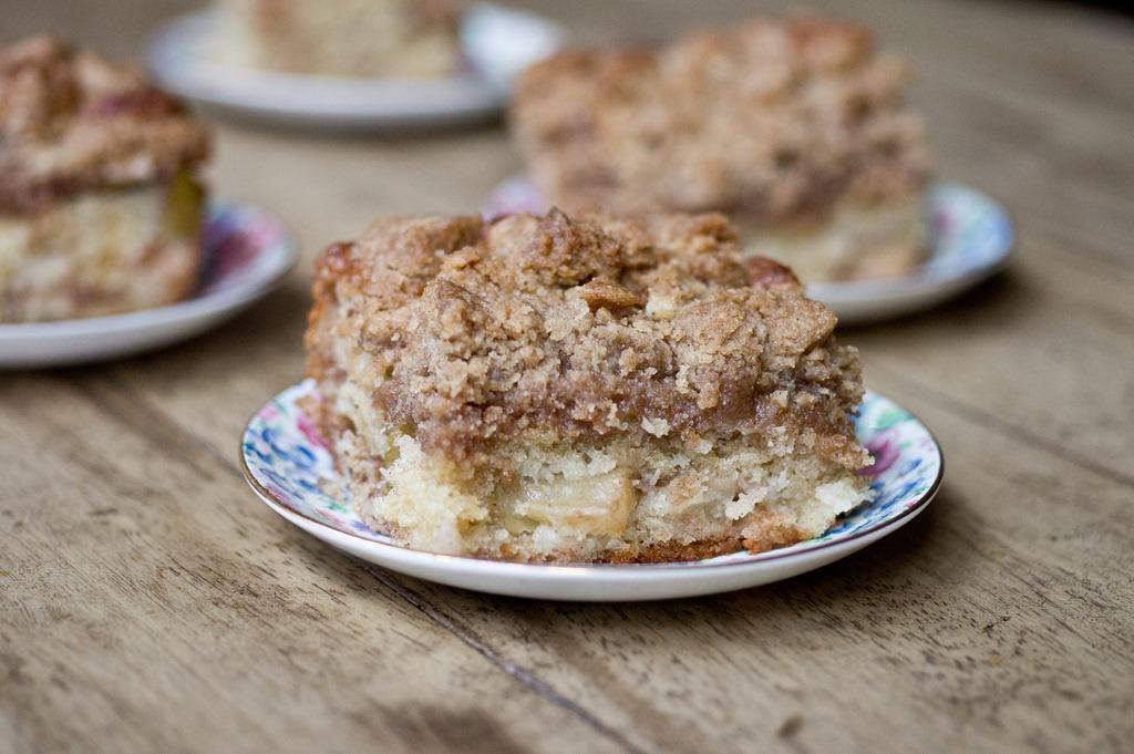 Apple Cinnamon Crumble Recipe — Dishmaps
